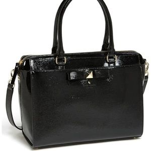 Kate Spade Beacon Court Jeanne Patent Leather Tote